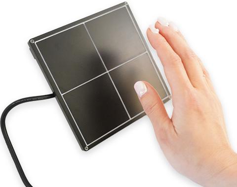 静電容量型 方向検出型近接センサ